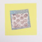 <em>Banana Pudding</em>, 2009<br> 8X10in.<br>      Monoprint with colored pencil.